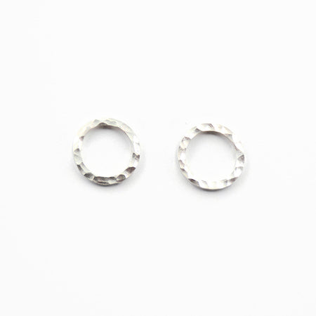 Textured STUD Earrings