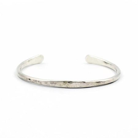 Textured Bar Stacking Rings