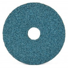 "7"" Heel Finish Sanding Disc for grinding and shaping horseshoes"