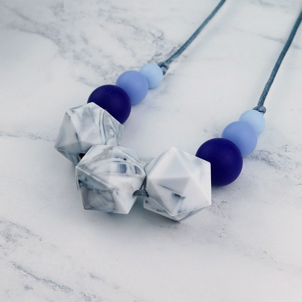 Altair: Stellar Teething Necklace