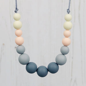 Paso Doble: Dance With Me Teething Necklace - Pebbles and Lace