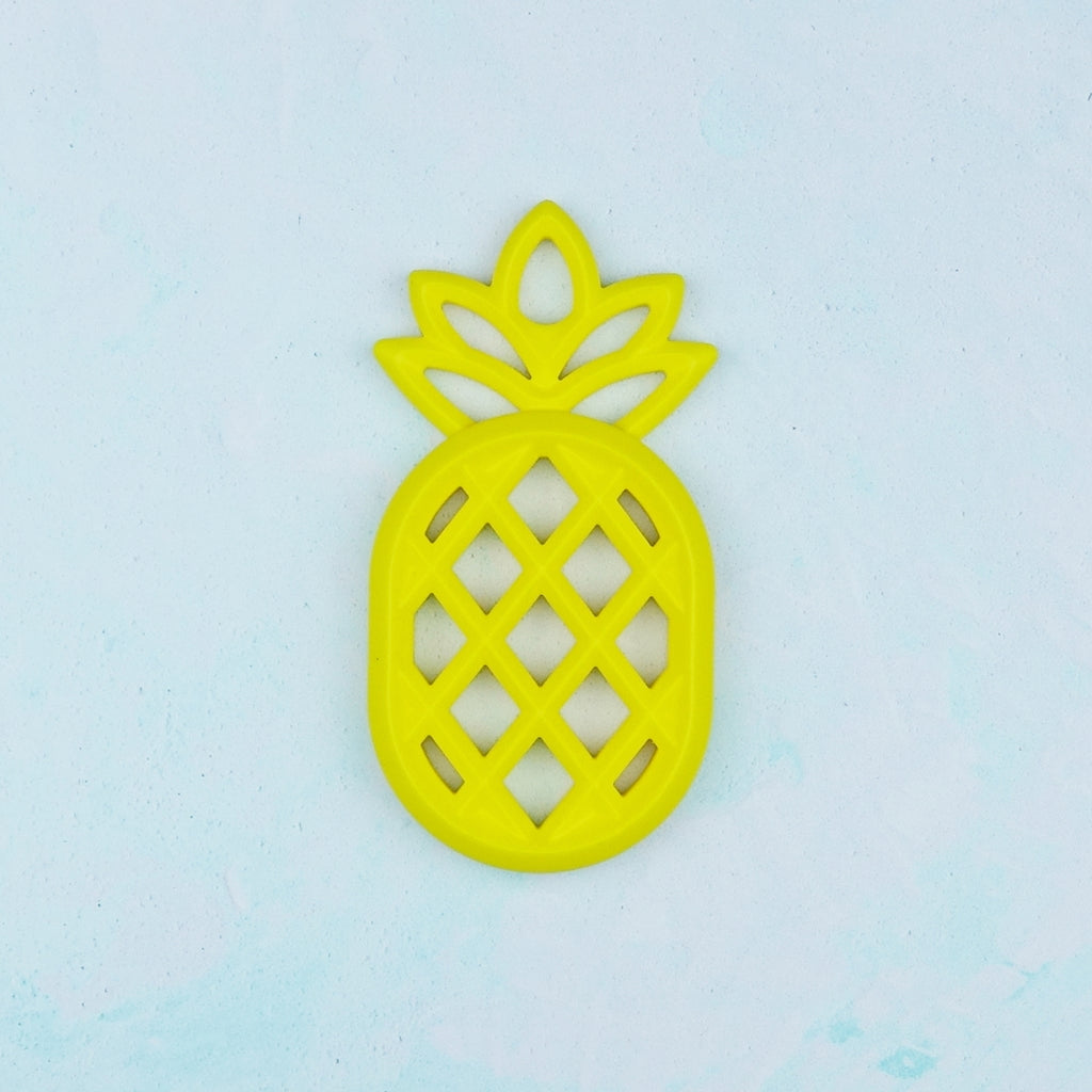 Silicone Pineapple Teether