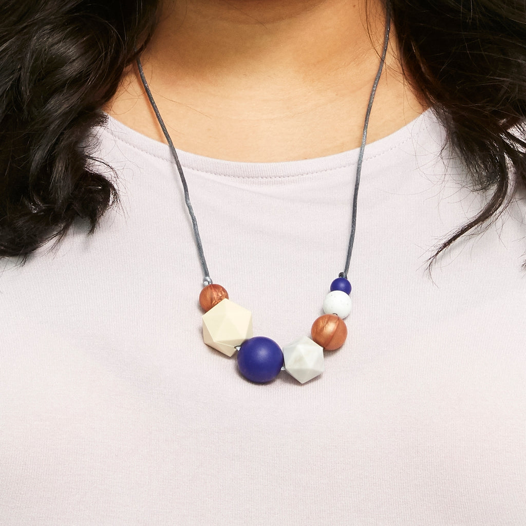 Malala: Inspirations Silicone Teething Necklace
