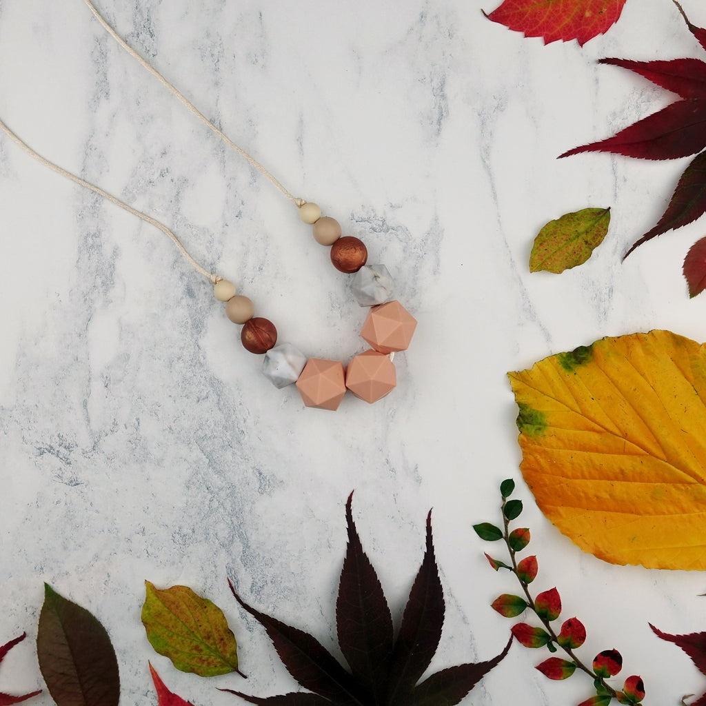 Betelgeuse: Stellar Teething Necklace