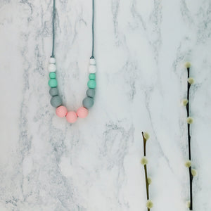 Mambo: Dance With Me Teething Necklace