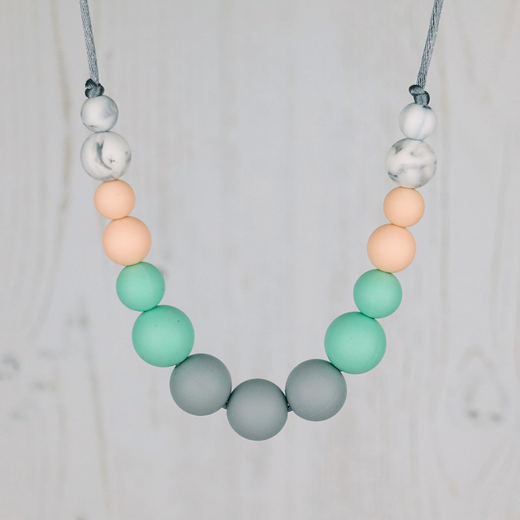 Rumba: Dance With Me Teething Necklace