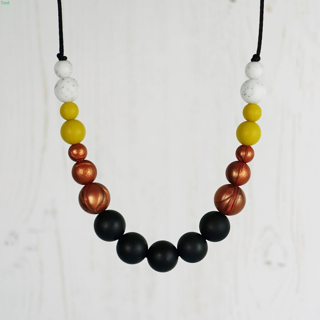 Foxtrot: Dance With Me Teething Necklace