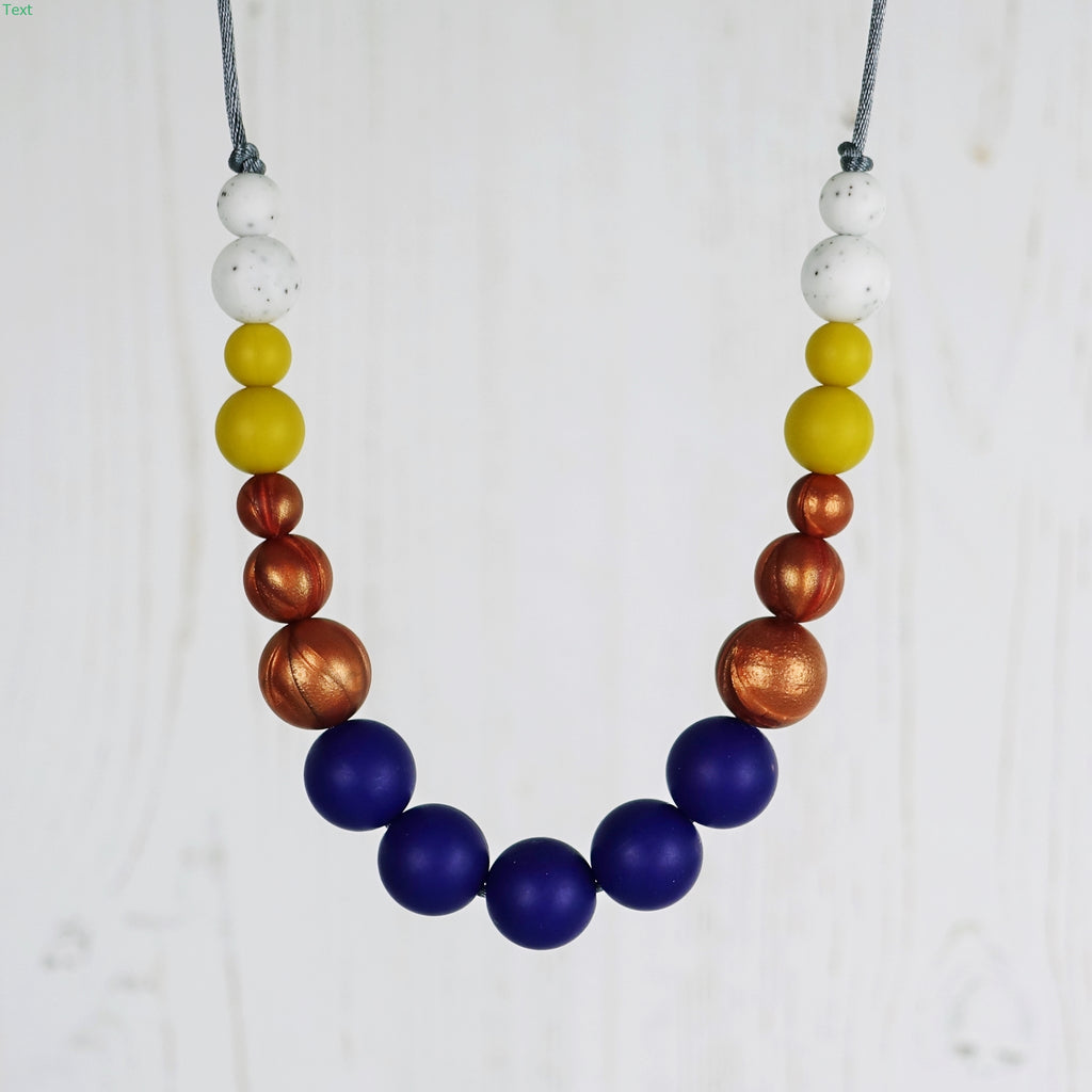 Swing: Dance With Me Teething Necklace