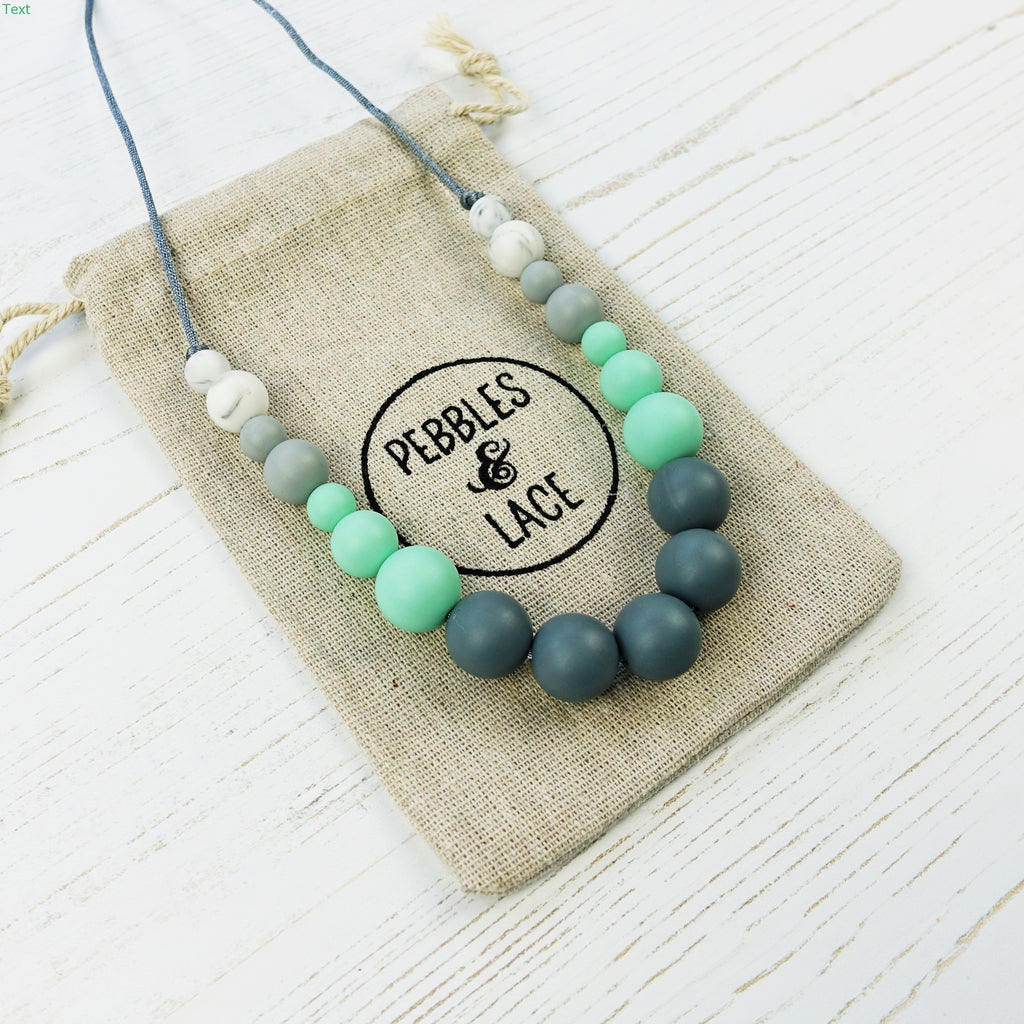 Jitterbug: Dance With Me Teething Necklace