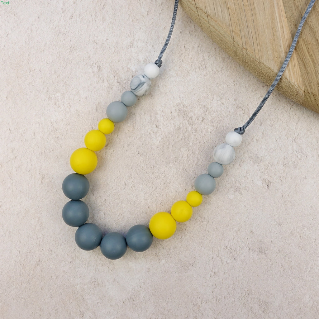 Tango: Dance With Me Teething Necklace