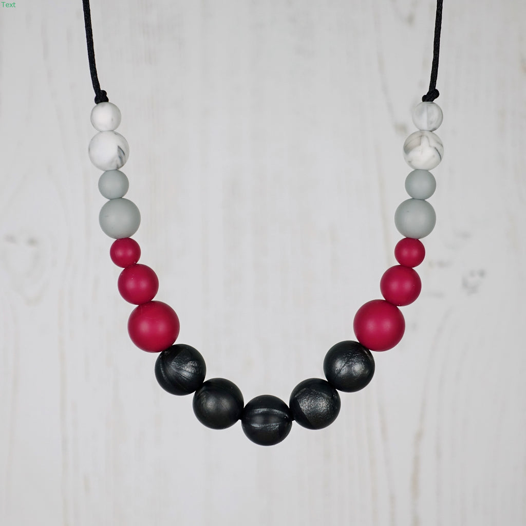 Flamenco: Dance With Me Teething Necklace