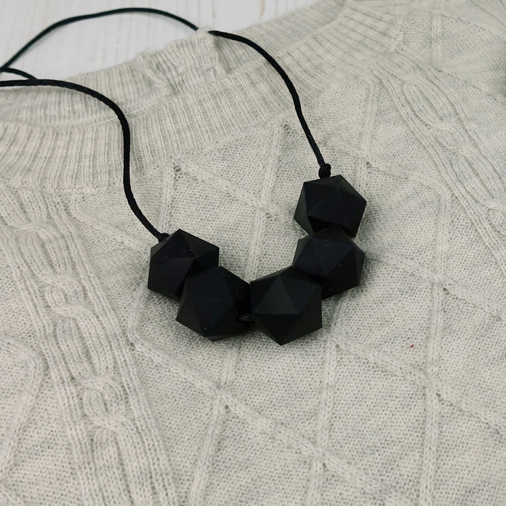 Design Your Own: Five Stars Teething Necklace