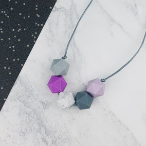 Acrux: Five Stars Teething Necklace