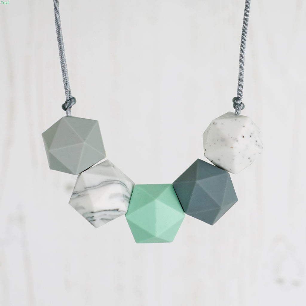 Serpens: Five Stars Teething Necklace