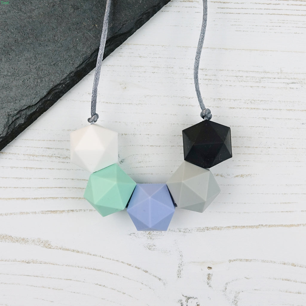 Aquila: Five Stars Teething Necklace