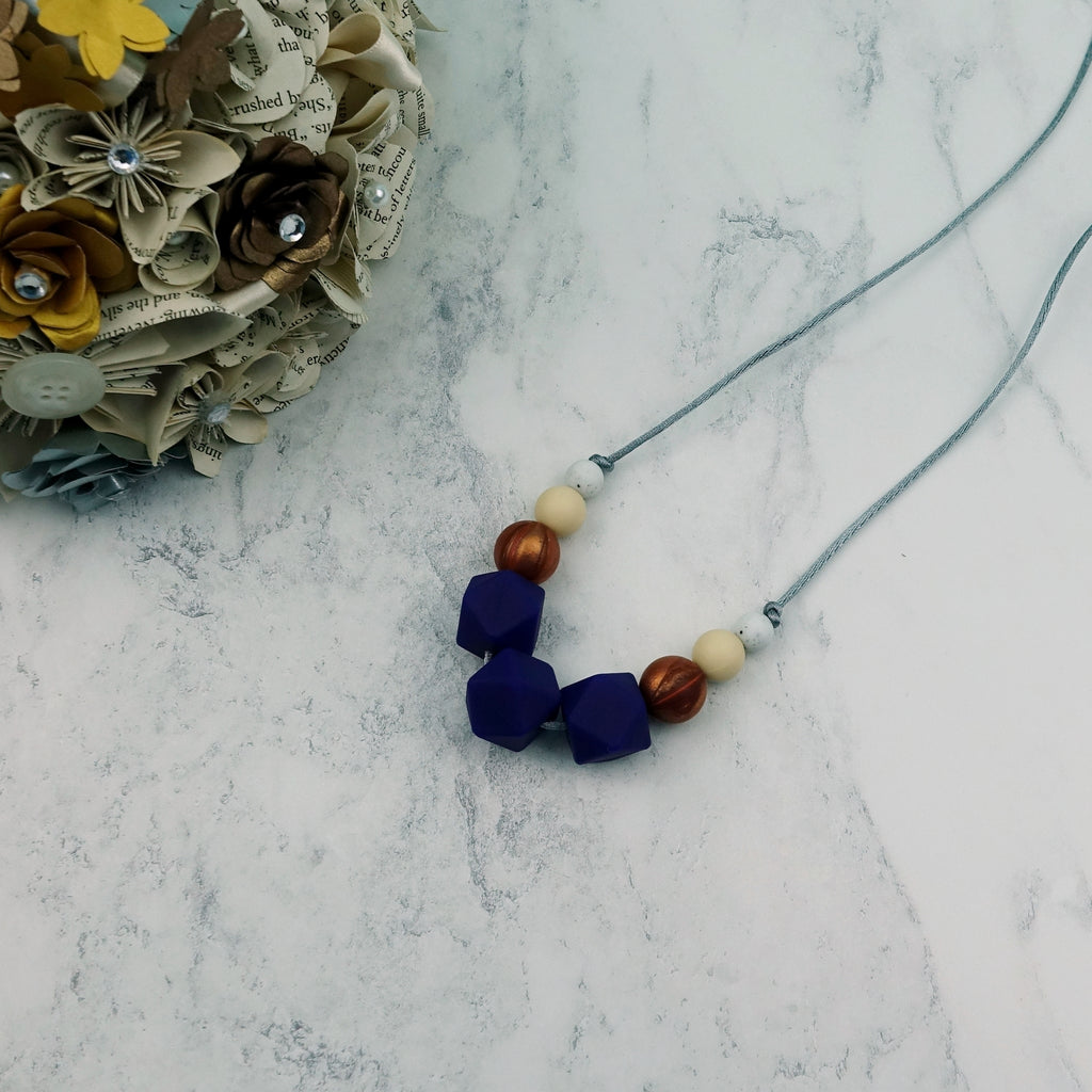 Lupin Dreams: Flora Teething Necklace