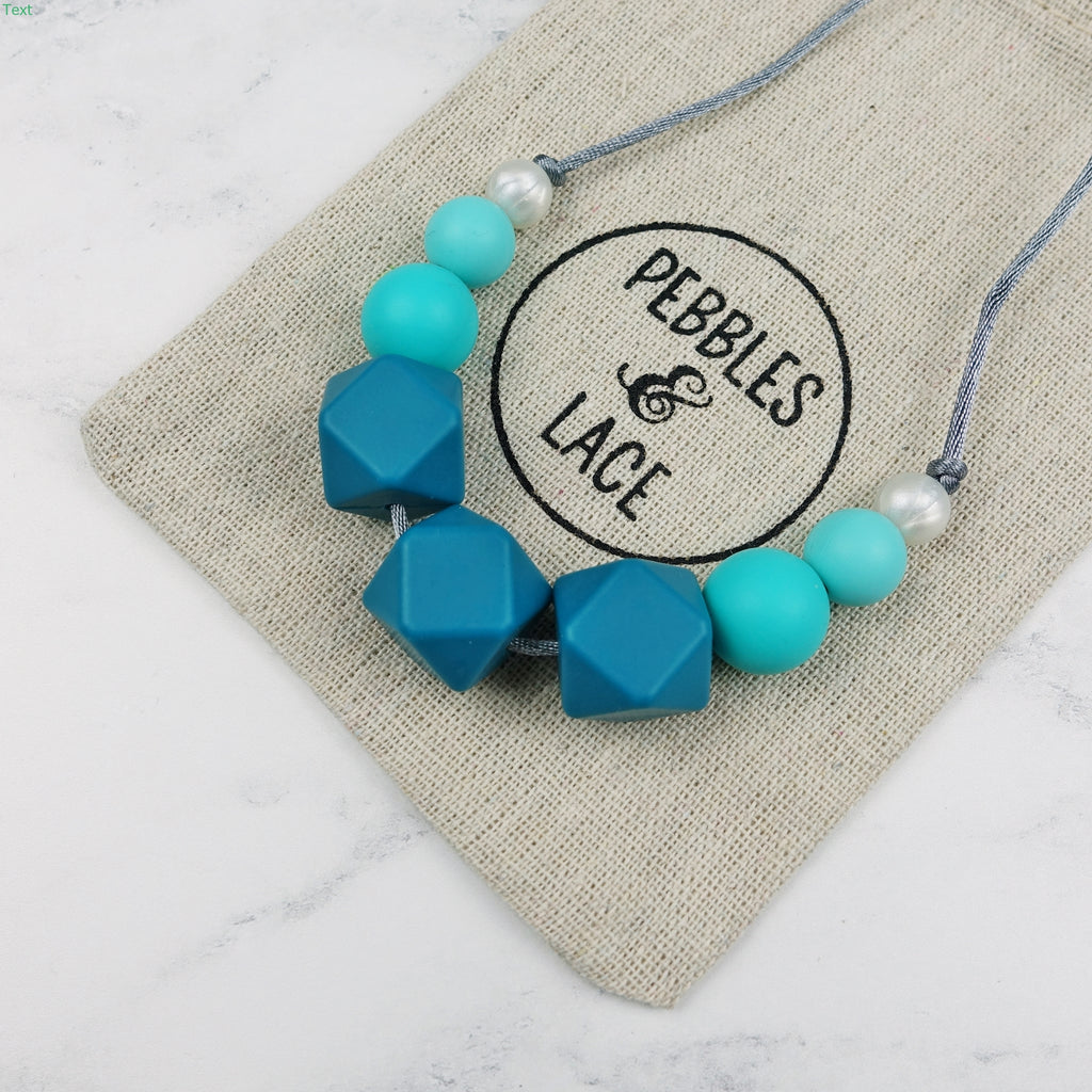 Primrose Paradise: Flora Teething Necklace