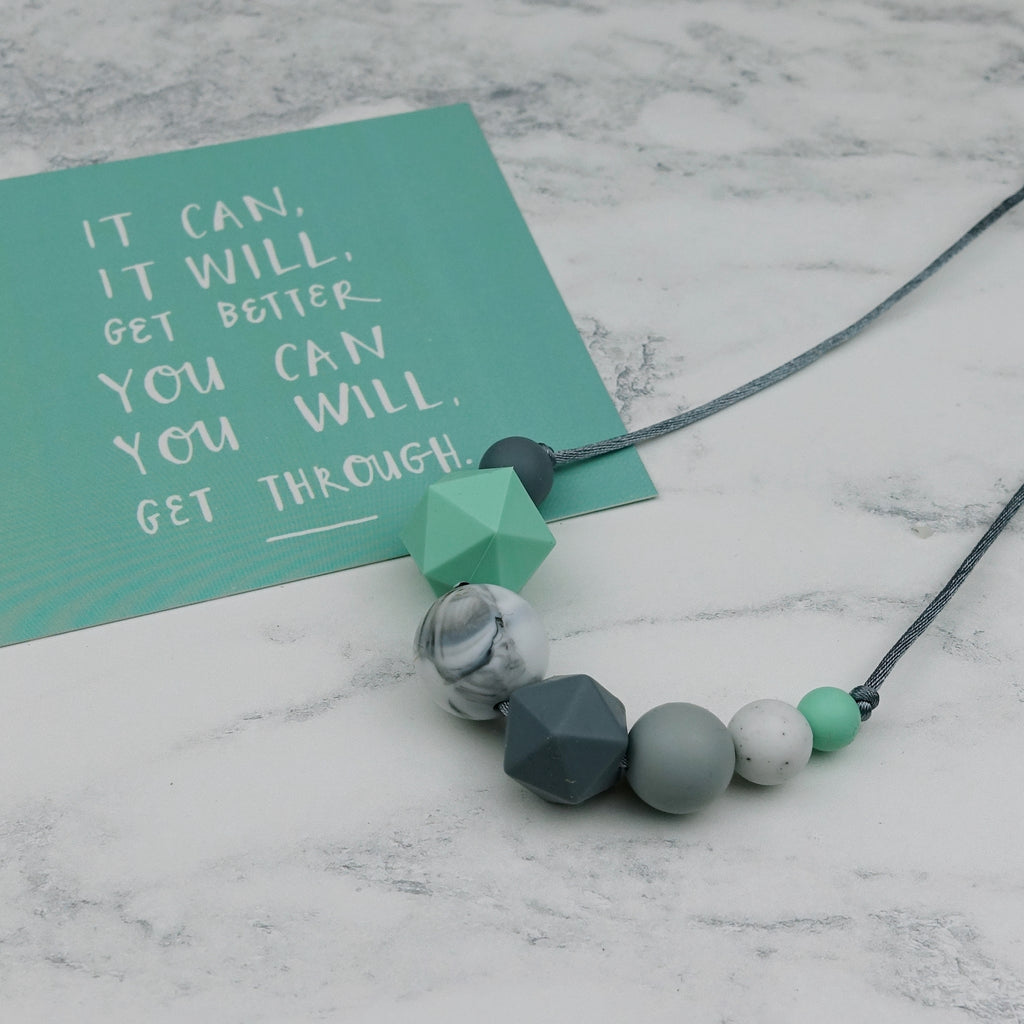 Helen: Inspirations Teething Necklace
