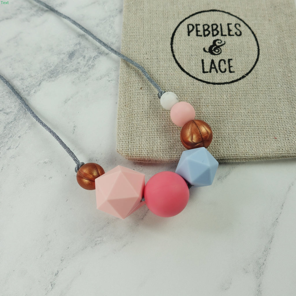 Rita: Inspirations Teething Necklace