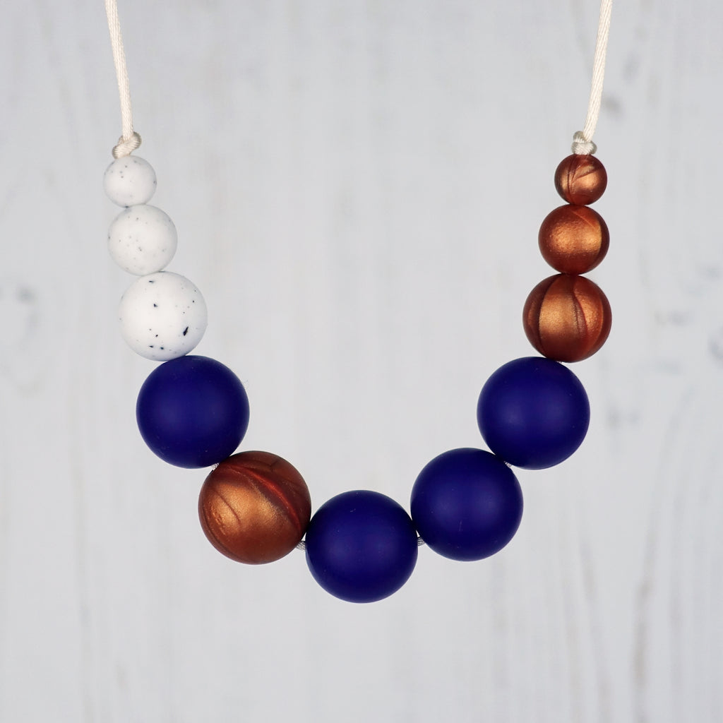 Europa: Lunar Teething Necklace