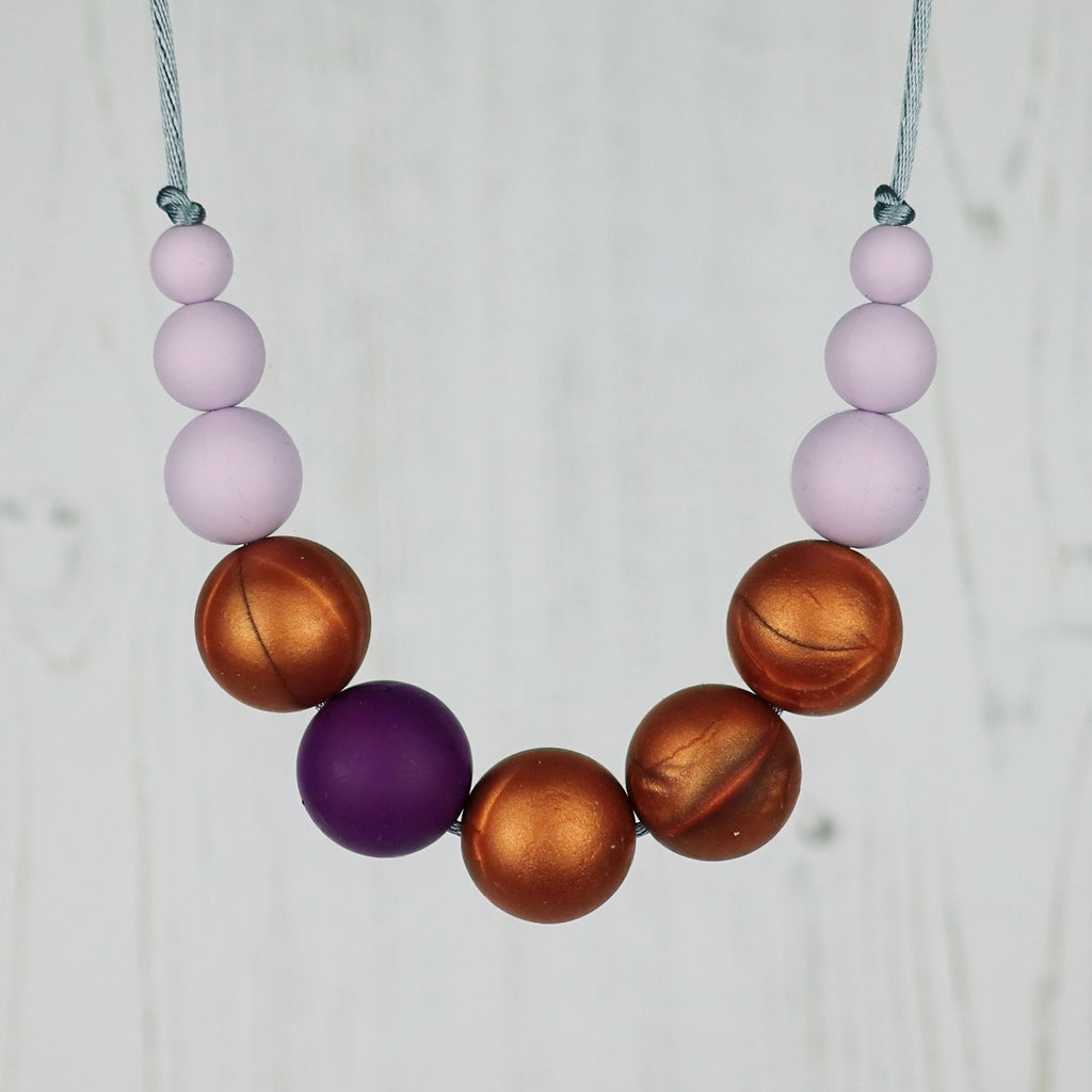 Miranda: Lunar Teething Necklace