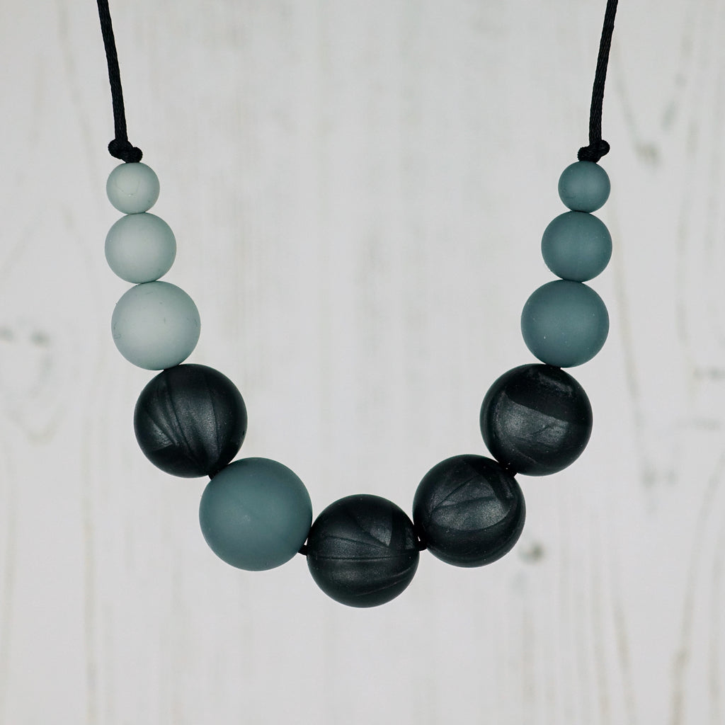 Styx: Lunar Teething Necklace