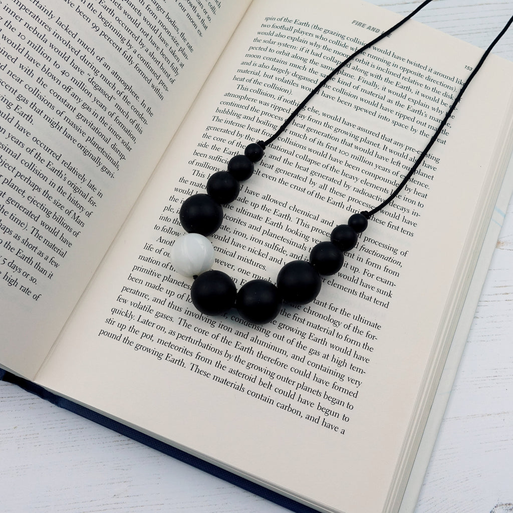 Oberon: Lunar Teething Necklace