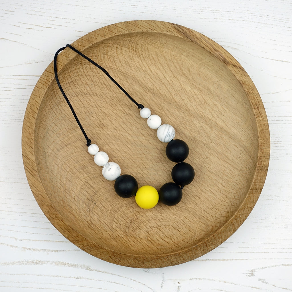 Prospero: Lunar Teething Necklace