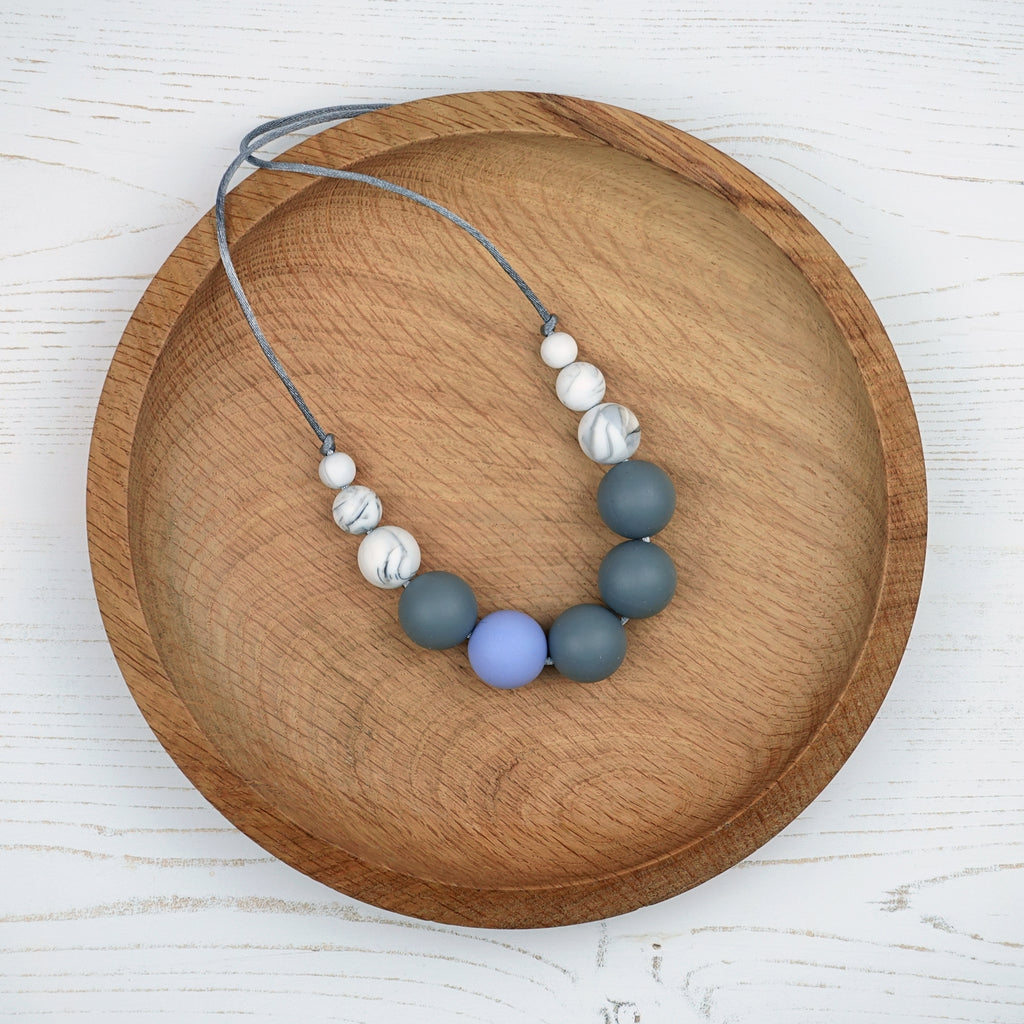 Titan: Lunar Teething Necklace