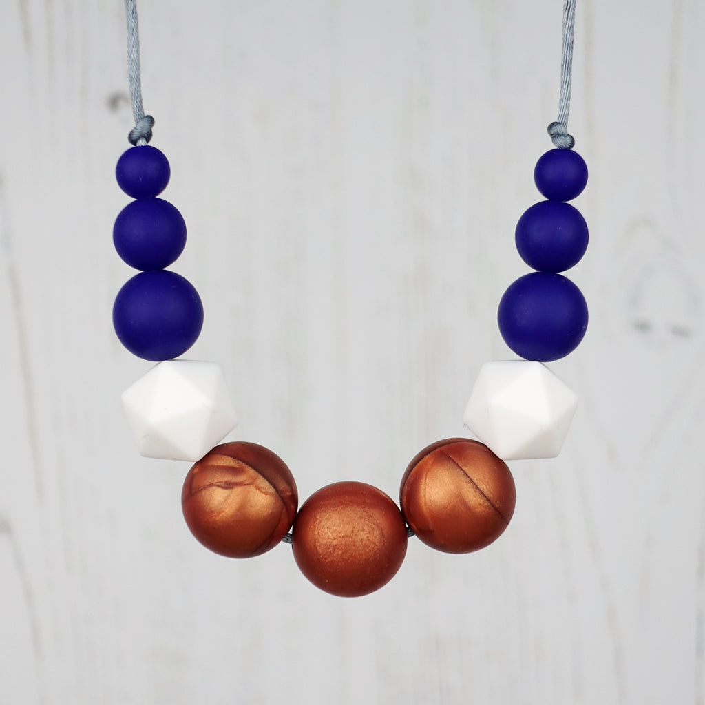 Poseidon: Odyssey Teething Necklace
