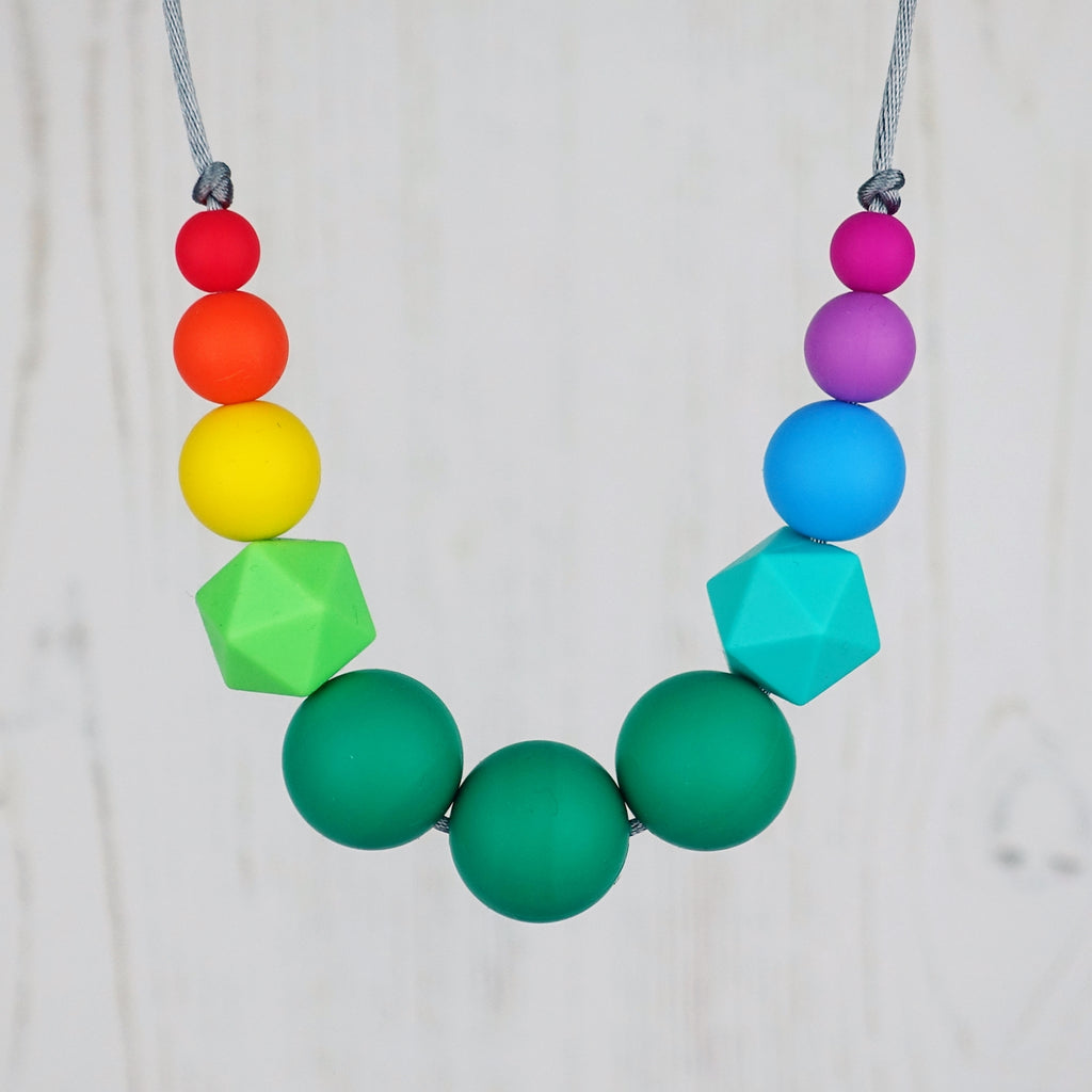 Iris: Odyssey Teething Necklace