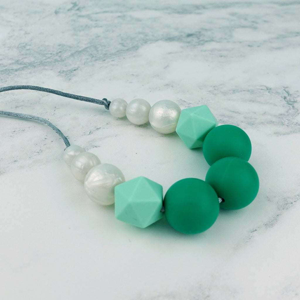 Demeter: Odyssey Teething Necklace