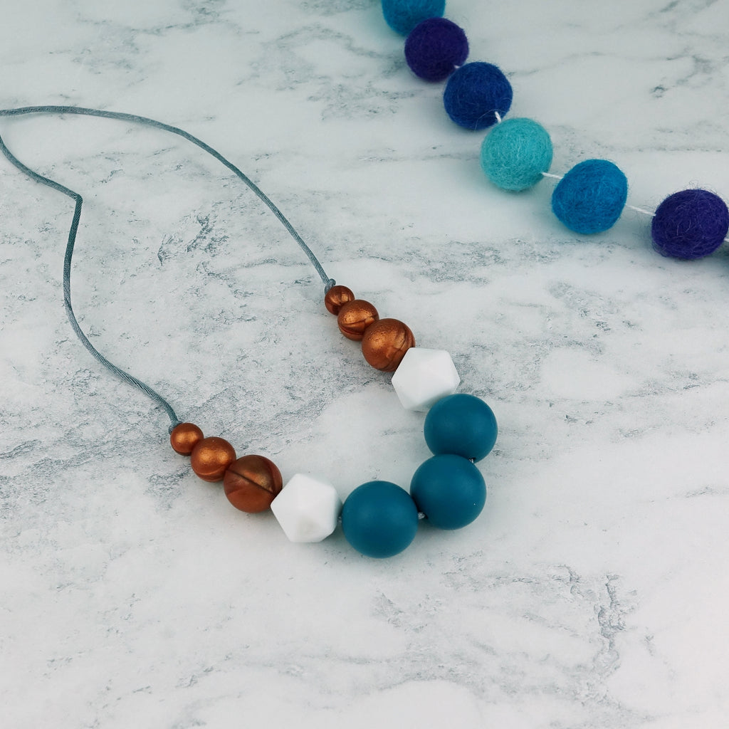 Artemis: Odyssey Silicone Teething Necklace