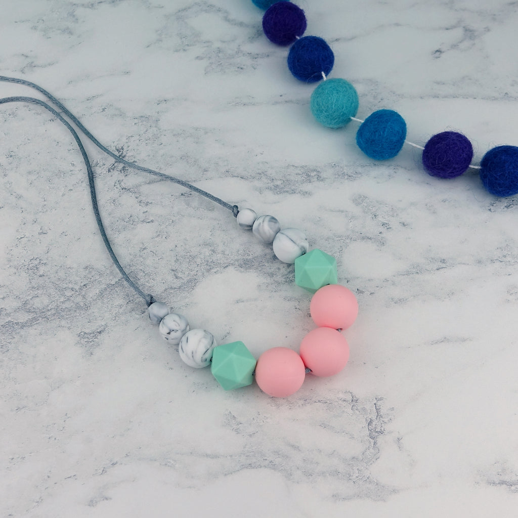Hestia: Odyssey Teething Necklace