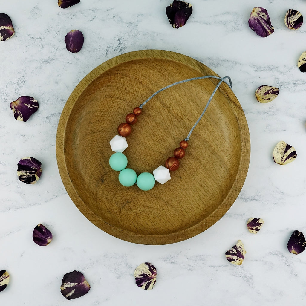 Gaia: Odyssey Teething Necklace