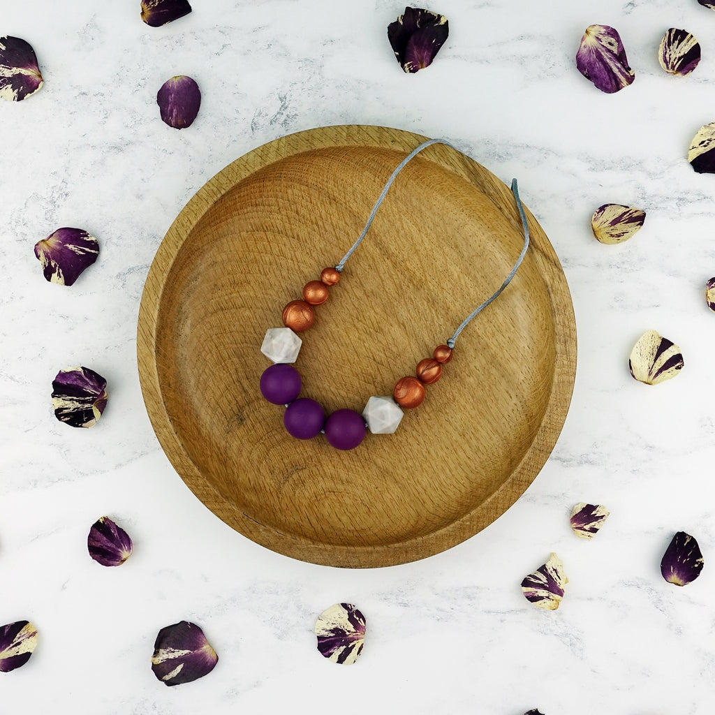Athena: Odyssey Silicone Teething Necklace