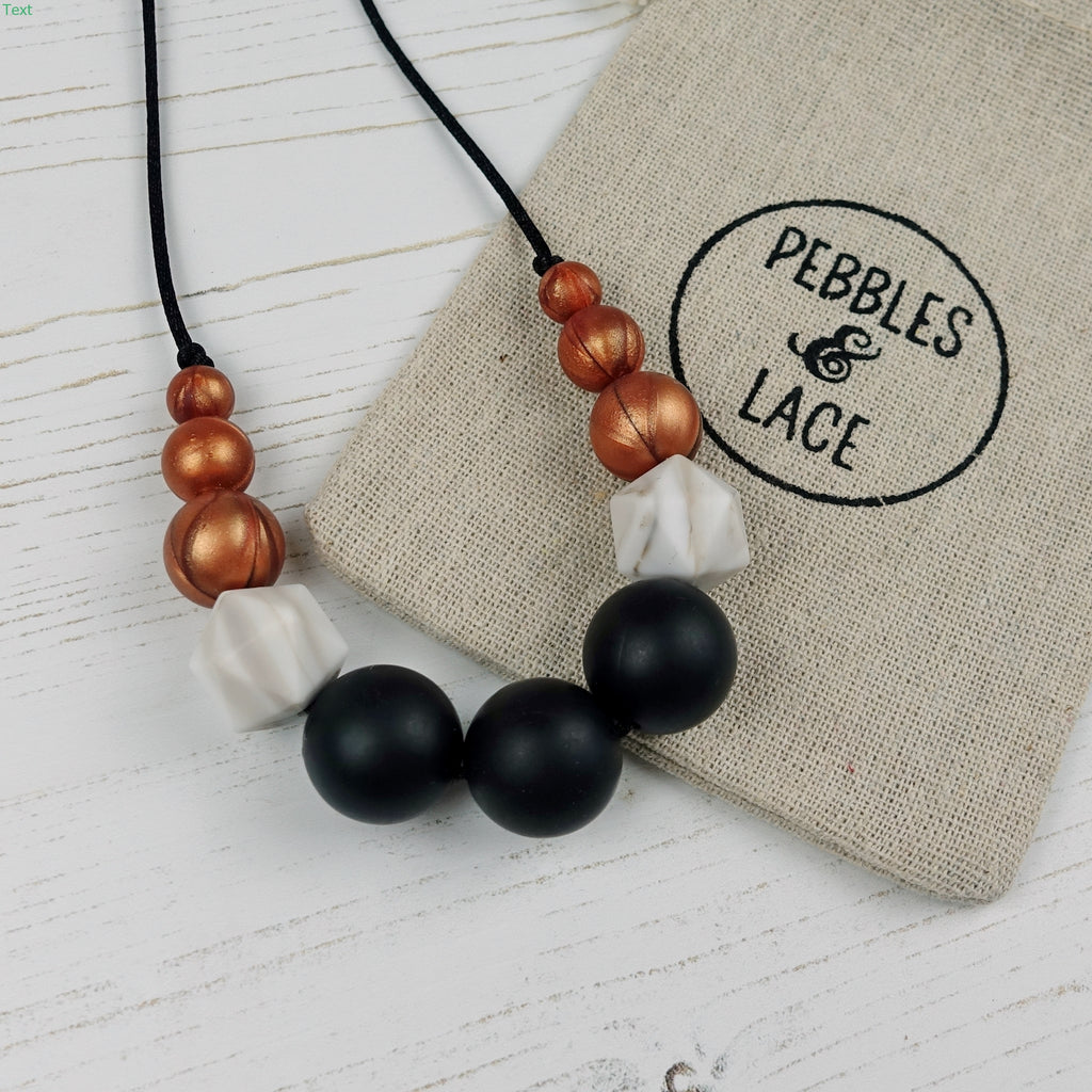 Selene: Odyssey Teething Necklace