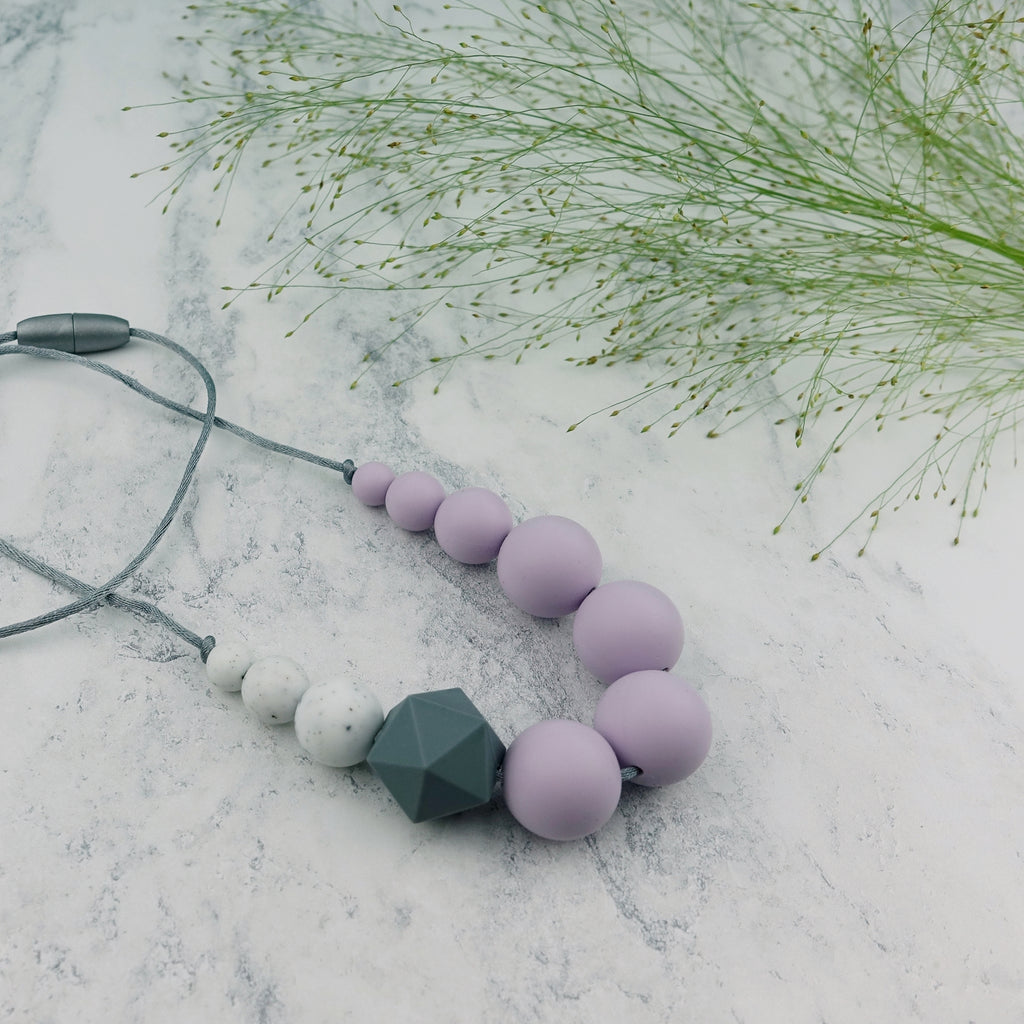 Magpie: Sky High Teething Necklace
