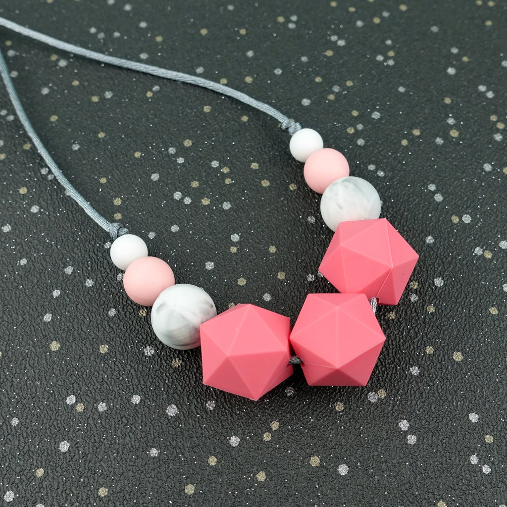 Sarin: Stellar Teething Necklace