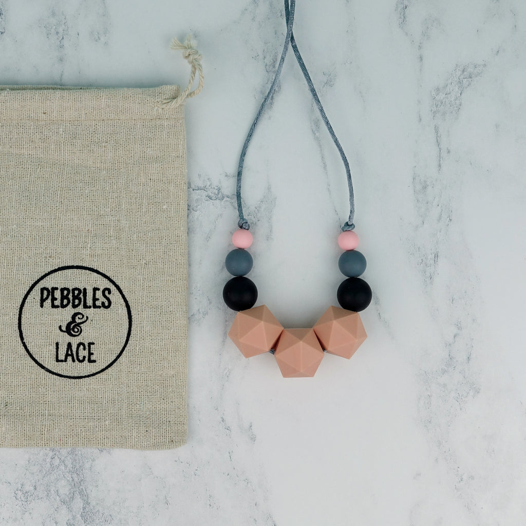 Musica: Stellar Teething Necklace