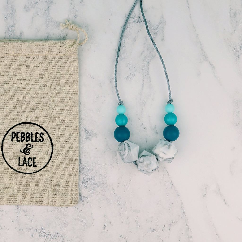 Talitha: Stellar Silicone Teething Necklace