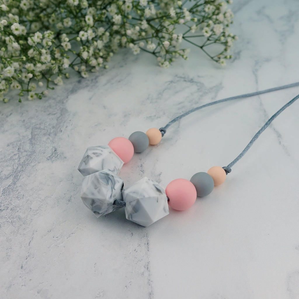 Capella: Stellar Teething Necklace