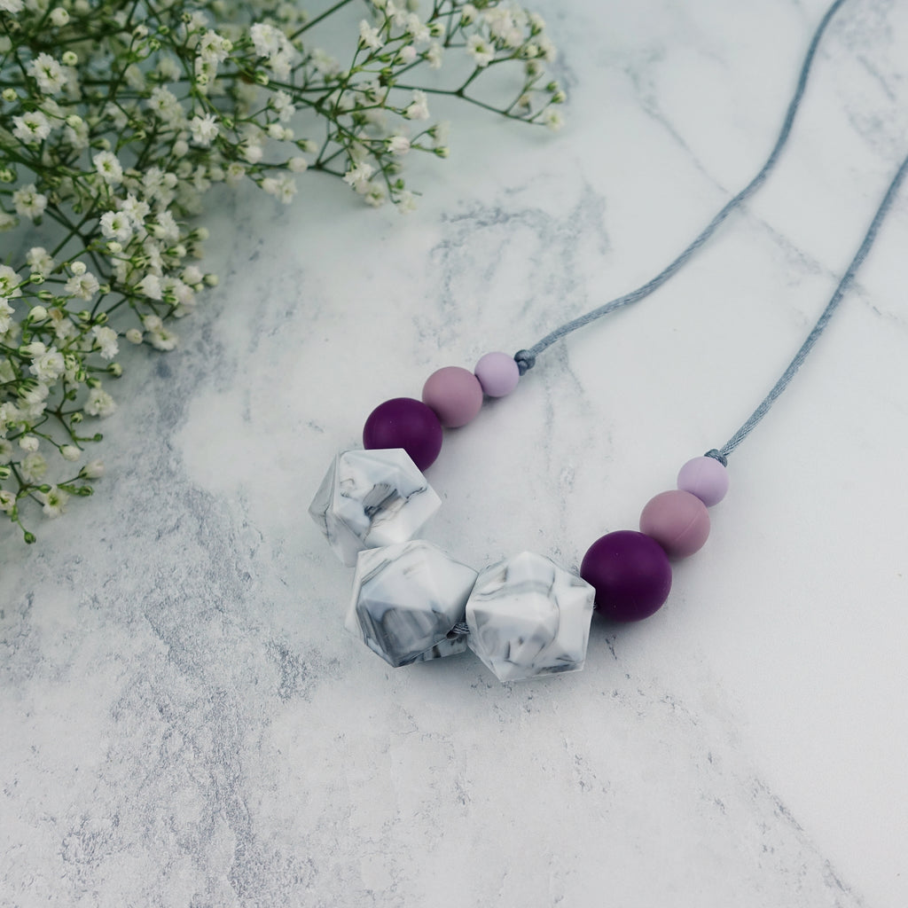 Antares: Stellar Teething Necklace