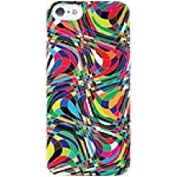 Odoyo CUBEN - TWISTED GEOMETRY iPhone Case with Screen Protection Film - iPhone - Twisted Geometry - High Gloss - Mmetr