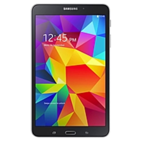 Samsung Galaxy Tab 4 SM-T330 16 GB Tablet - 8 - Plane to Line (PLS) Switching - Wireless LAN - Quad-core (4 Core) 1.20 GHz - Black - 1.50 GB RAM - Android 4.4 KitKat - Slate - 1280 x 800 Multi-touch Screen 16:10 Display - Bluetooth - GPS - 1 x Total USB