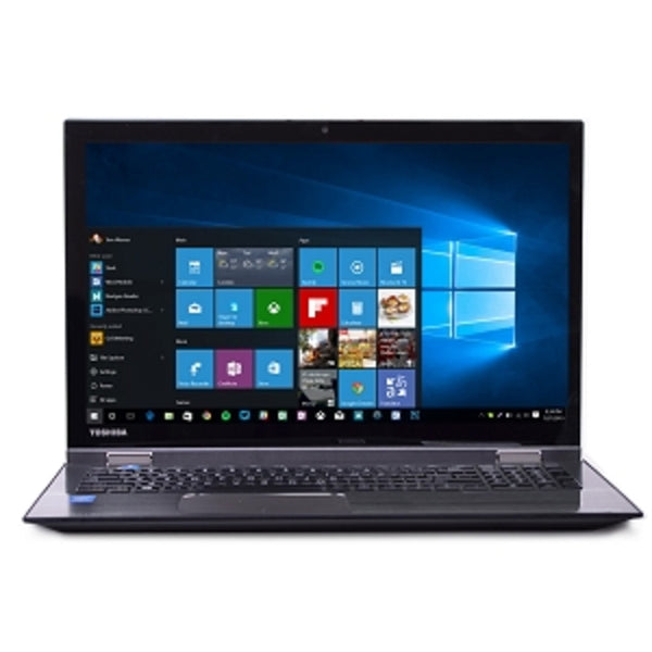 Toshiba Satellite Radius 15 Touchscreen Core i7-5500U Dual-Core 2.4GHz 8GB 1TB 15.6 IPS 4K Convertible Notebook W10H - Mmetr