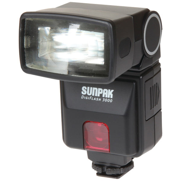 SUNPAK DF3000NX DF3000 Digital Flash for Nikon(R) DSLR Cameras - Mmetr