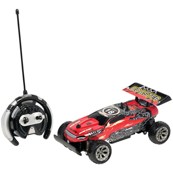 COBRA RC TOYS 908727 Dust Maker 1:18 Remote-Control Racer - Mmetr