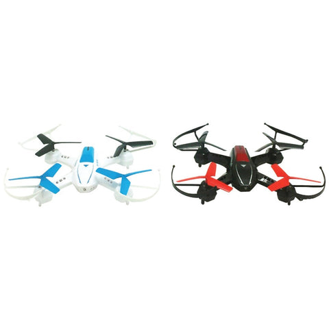 COBRA RC TOYS 909303 Air-Combat Battle Drones, 2 pk