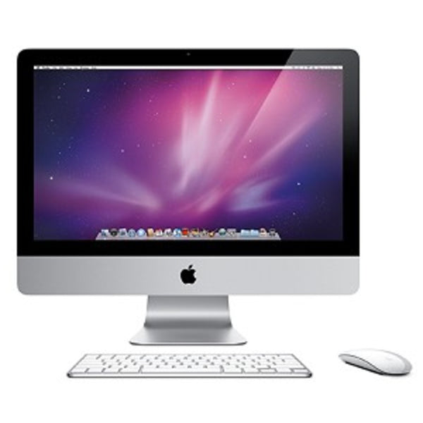 Apple iMac 20 Core 2 Duo P7350 2.0GHz All-in-One Computer -2GB 160GB DVD±RW/GeForce 9400M/AirPort/Cam/OS X (Mid 2009) - Mmetr